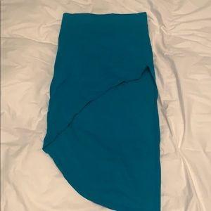 Dresses & Skirts - Asymmetrical skirt